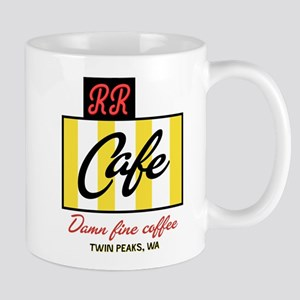Twin Peaks Double R Cafe 11 oz Ceramic Mug